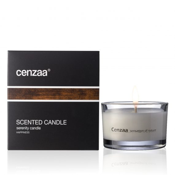 VANNU Serenity Candle Happiness